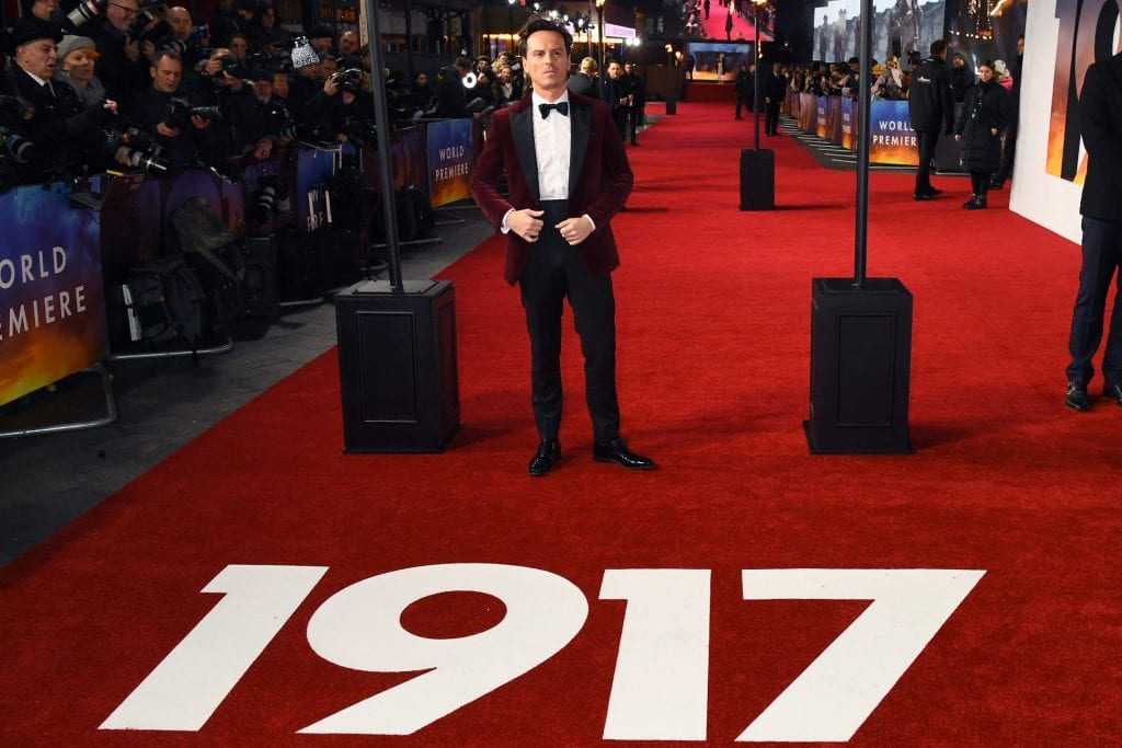 "Andrew Scott at ""1917"" World Premiere"
