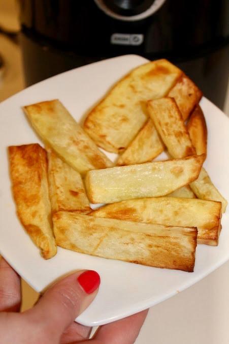 "Alt="" Air Fryer Potato Wedge Recipe"""