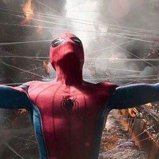 Scene from Spiderman