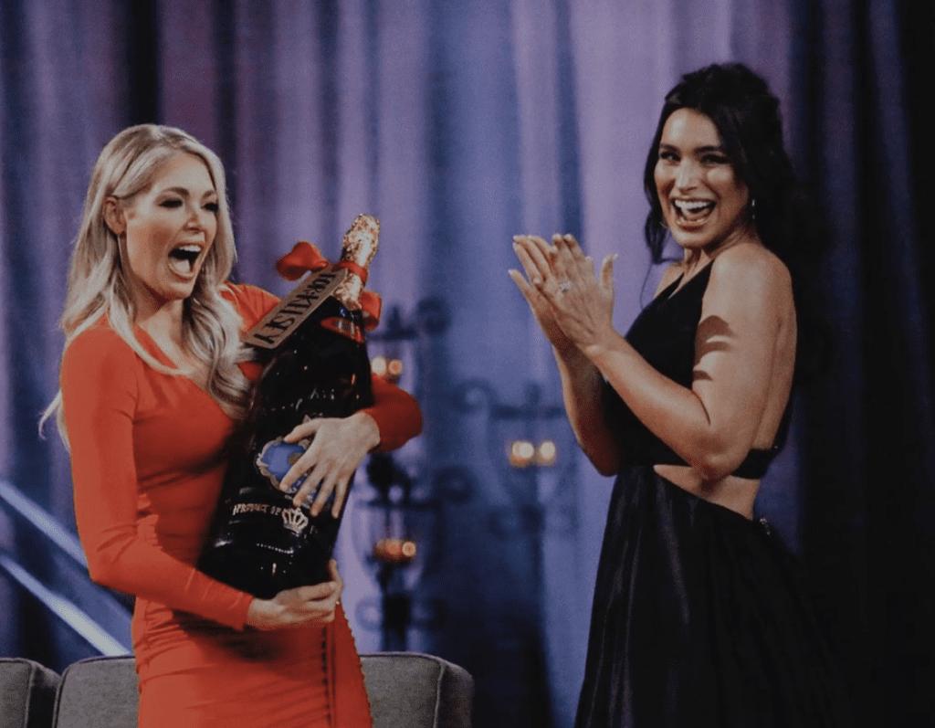 Kelsey Weier Champagne Gate