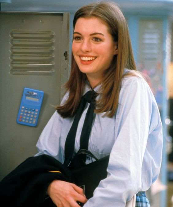 Mia Thermopolis from The Princess Diaries (Disney Movie)