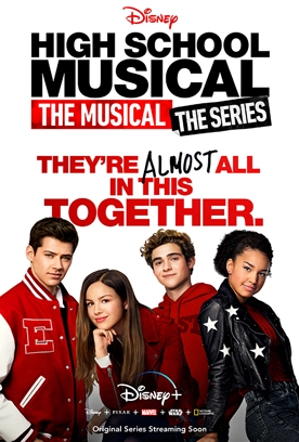 Disney Plus Top 10: High School Musical The Musical The Series