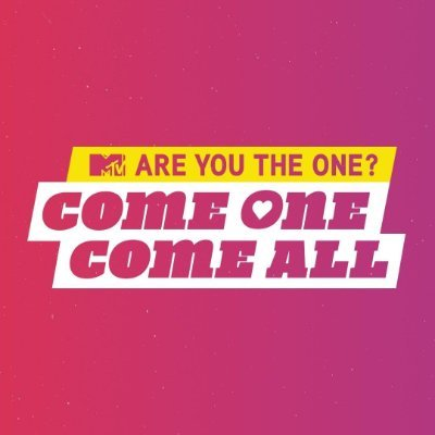 """""""Are you the One? Come One Come All"""" logo"""