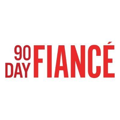 """90 day Fiancé"" key art"