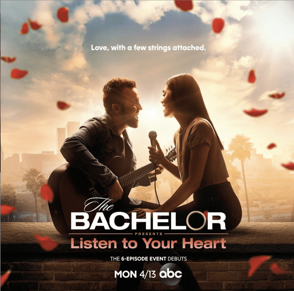 Bachelor: Listen To Your Heart
