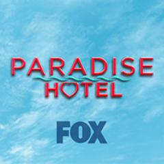 """Paradise Hotel"" key art"