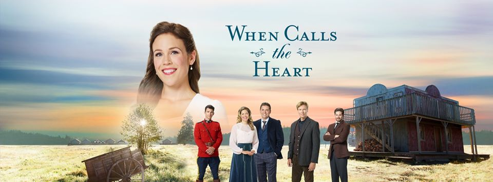 When Calls the Heart movie banner