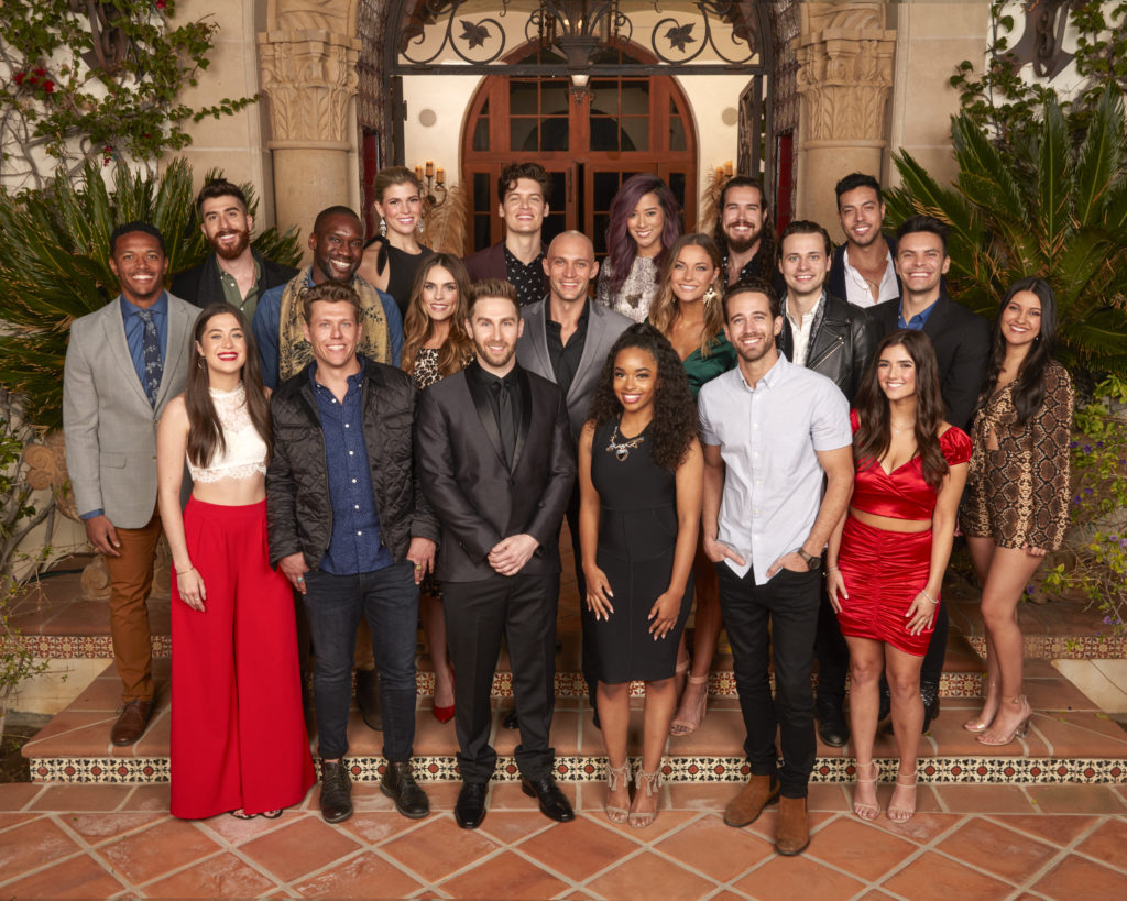 the cast of the bachelor presents: listen to your heart