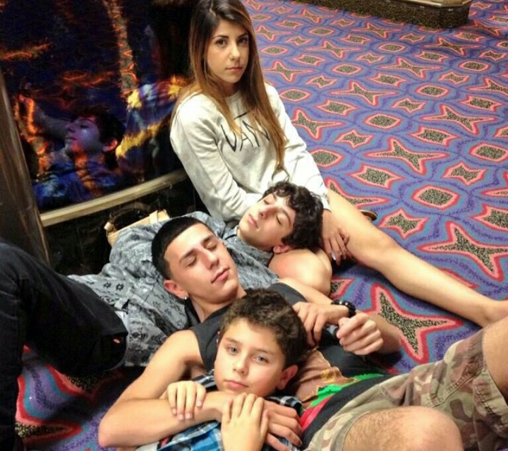 Faze Rug's family