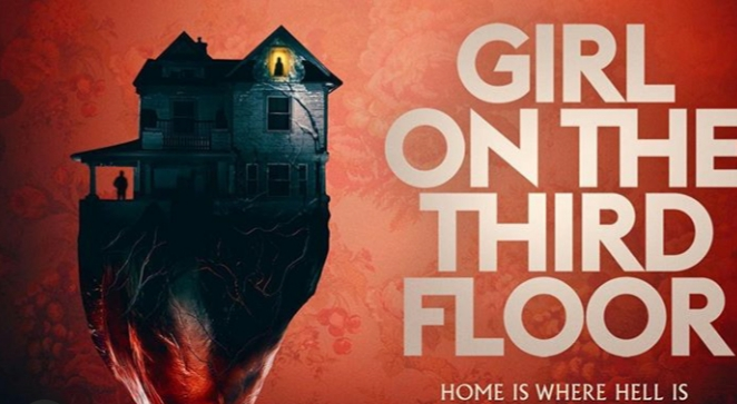 Scariest movies: girl on third floor poster