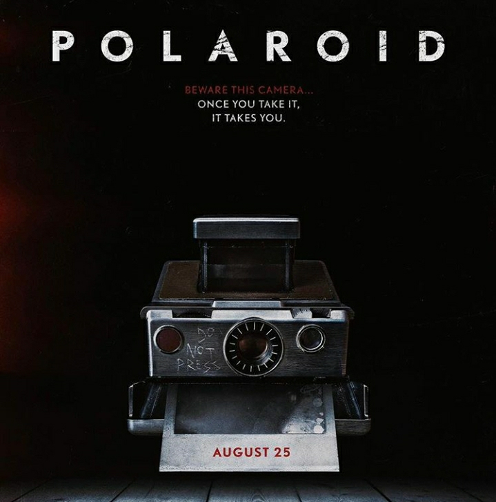 Movie poster for Polaroid on Netflix