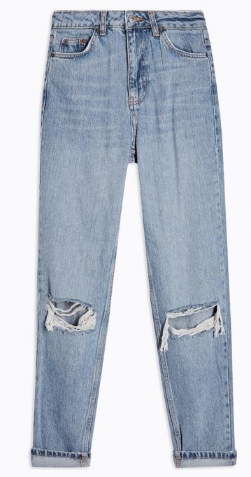 """Alt= """"Topshop Mom jeans"""""""