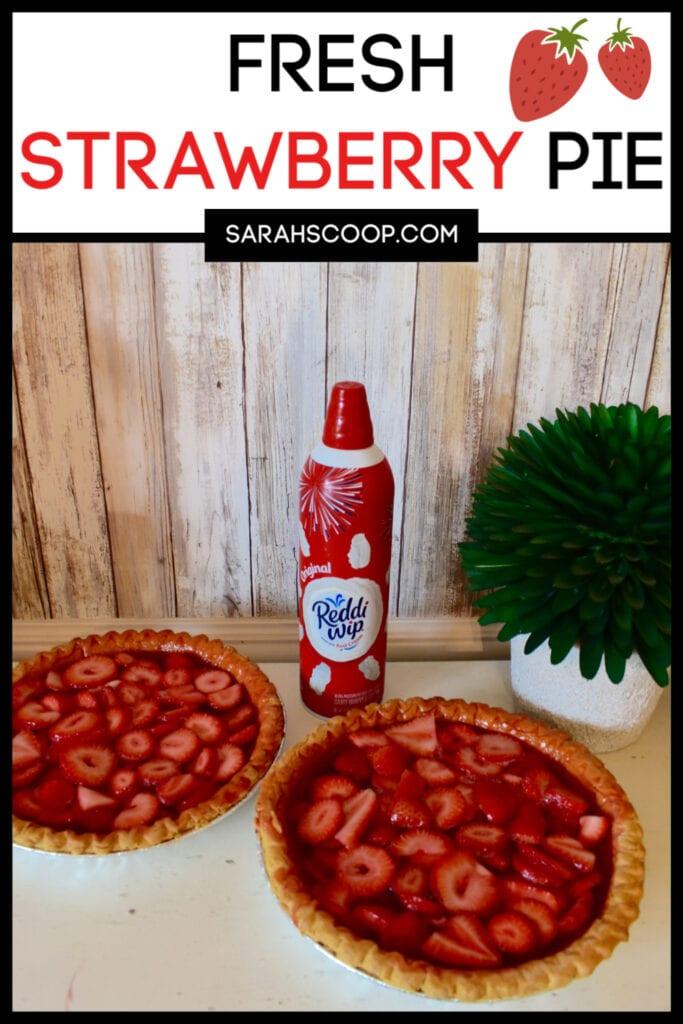 Pinterest Strawberry Pie