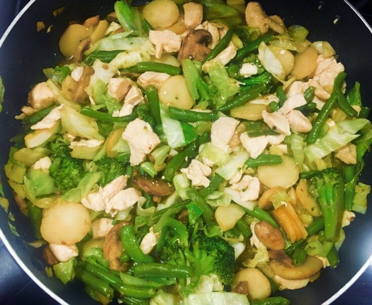 Weight Watchers Chicken Stir Fry Recipe