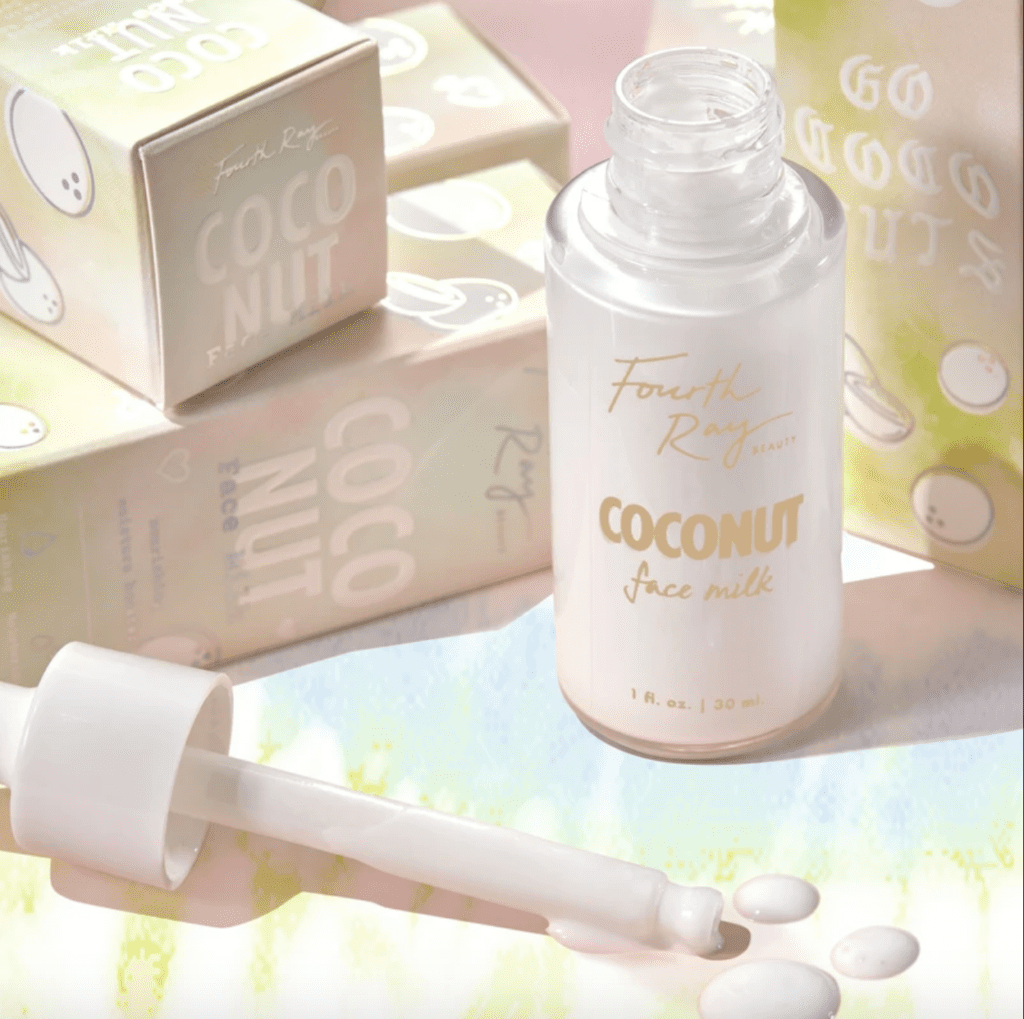 Fourth Ray Coconut Face Milk