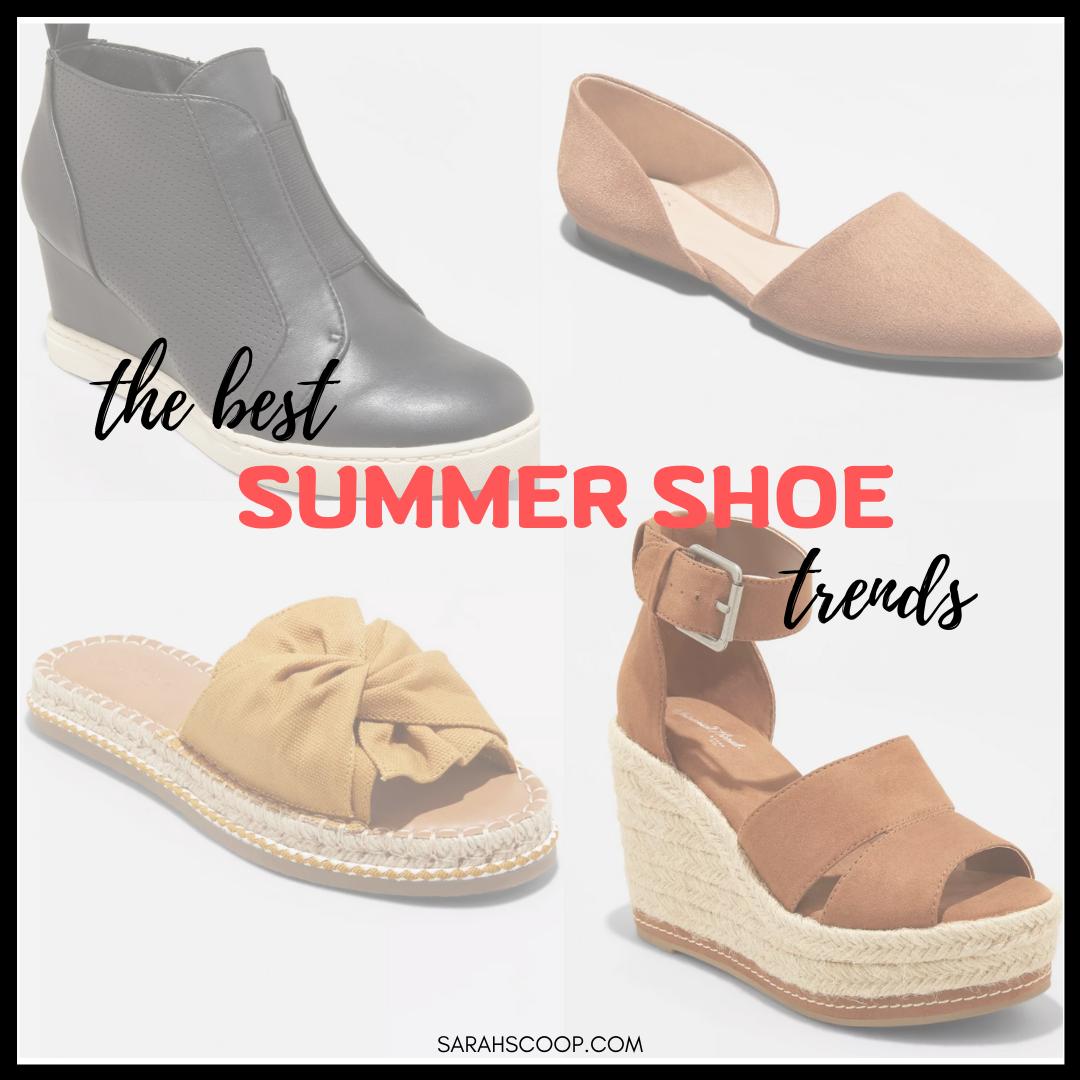 Best Summer Shoe Trends   Sarah Scoop