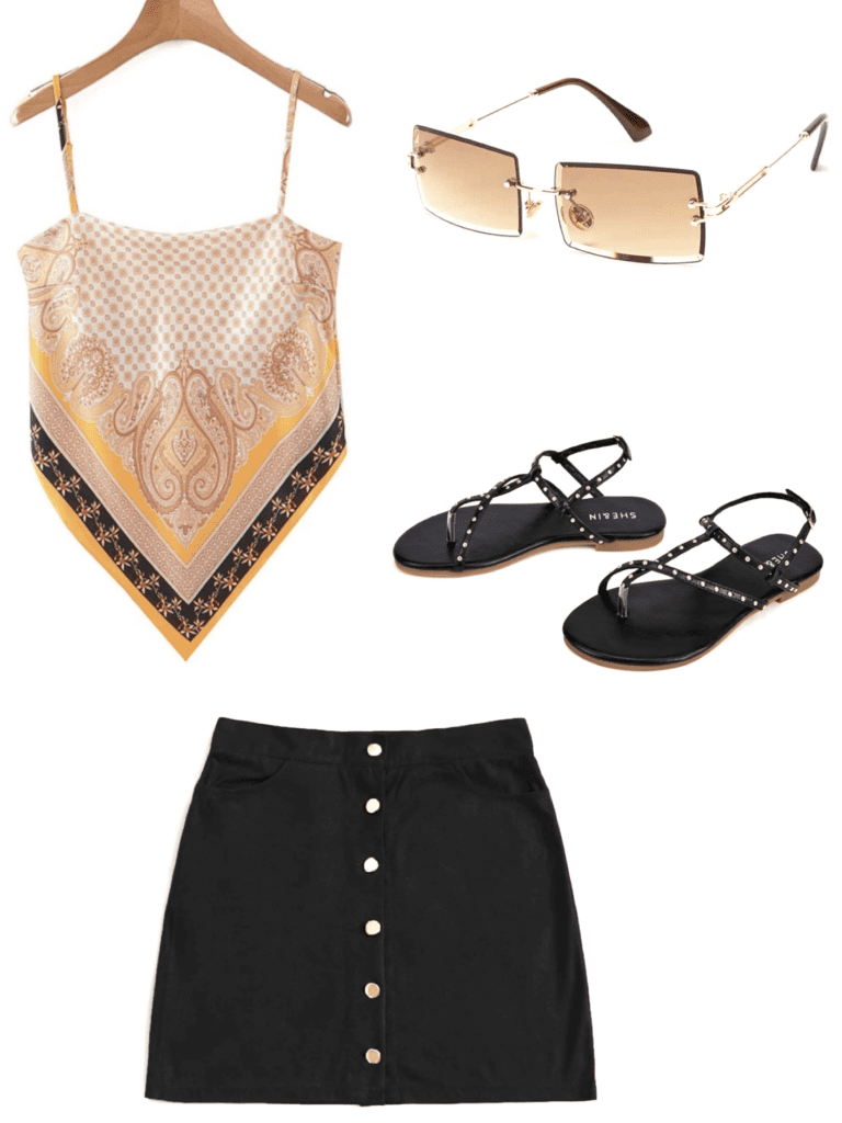 Summer outfit from Shein