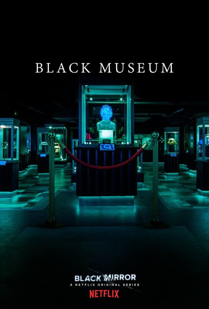 Image of the Black Museum from Black Mirror