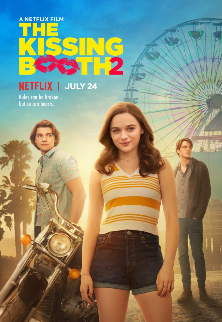 The Kissing Booth 2 Poster