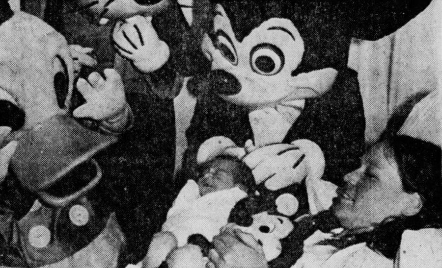 Disney baby Teresa Salcedo