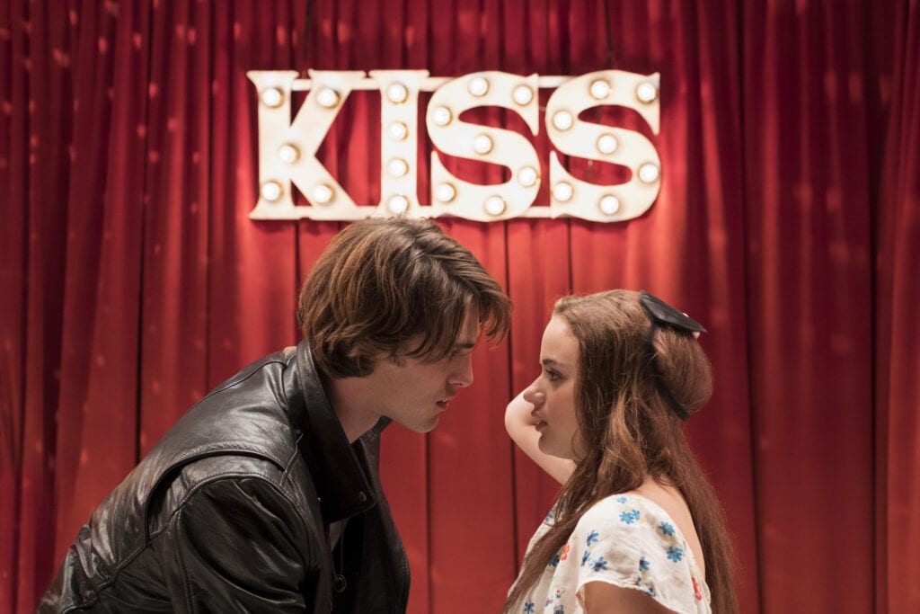 The Kissing Booth Elle & Noah