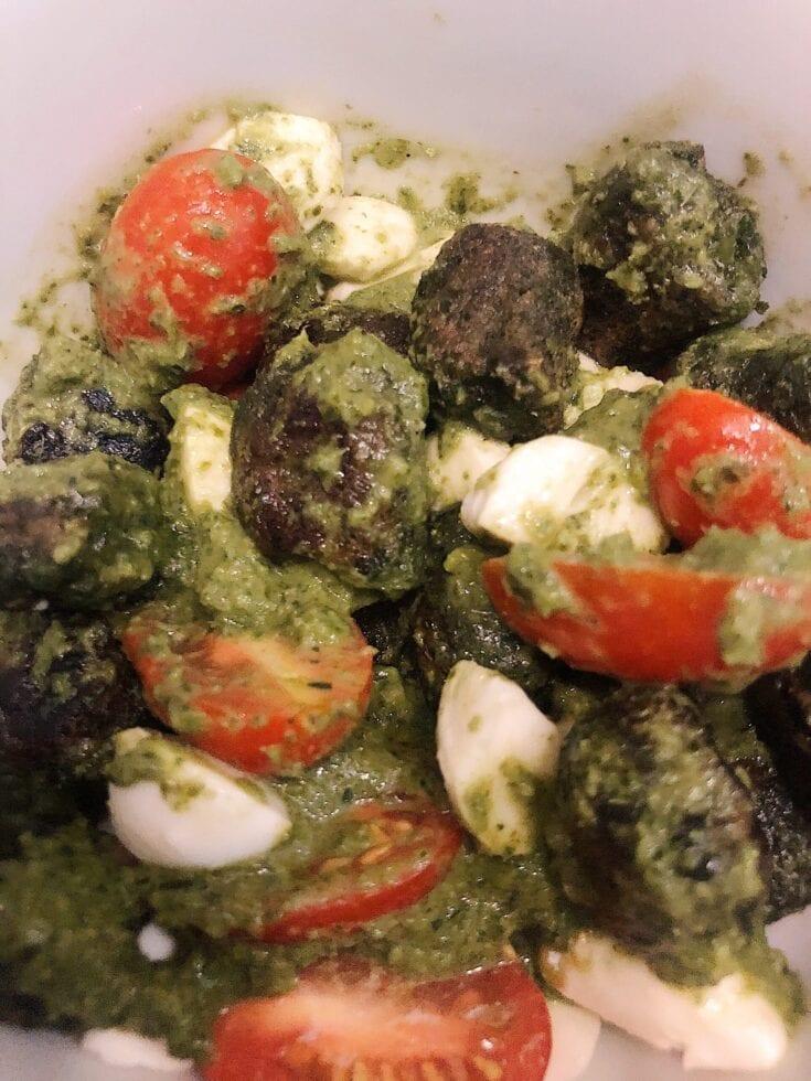 Kale Gnocchi