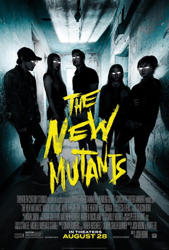 Mutants Film