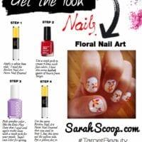 floral-nails