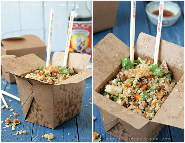 Cauli-Fried Rice