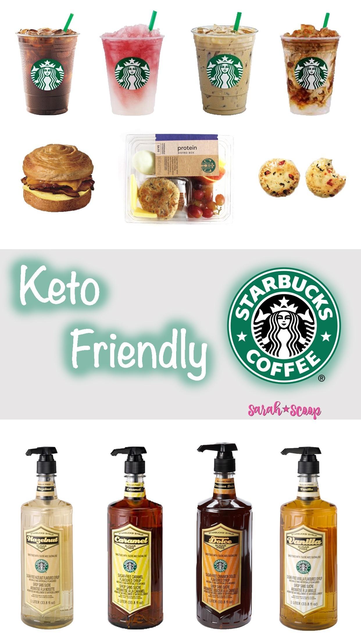 starbucks on keto diet