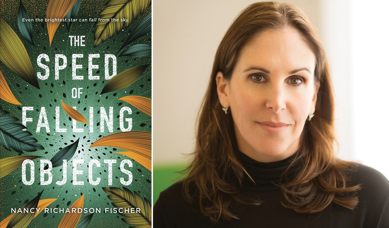 Nancy Richardson The Speed of Falling Objects Interview