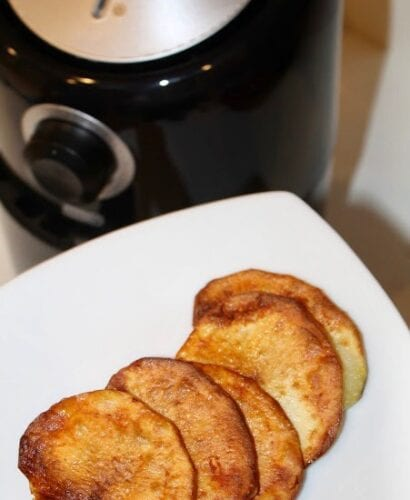 """Alt="""" Air Fryer Potato Chips Recipe"""""""