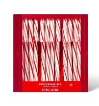 Holiday Peppermint Candy Canes