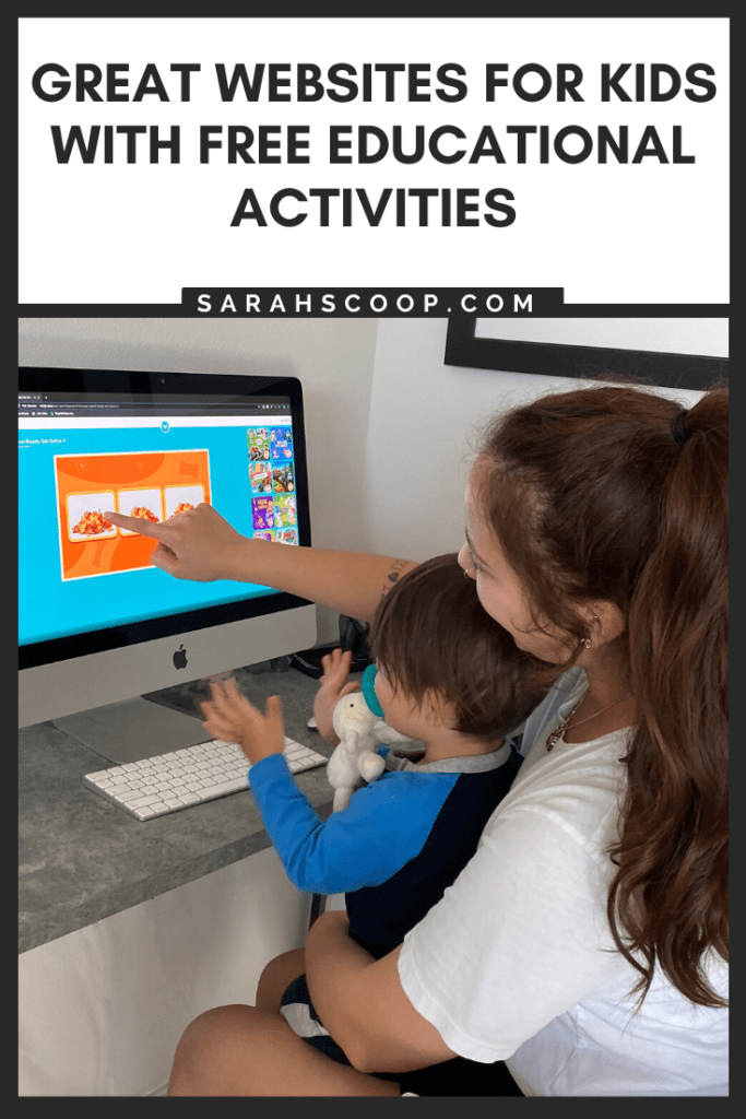 "Alt="" Pinterest Great Websites With Free Educational Activities For Kids"""