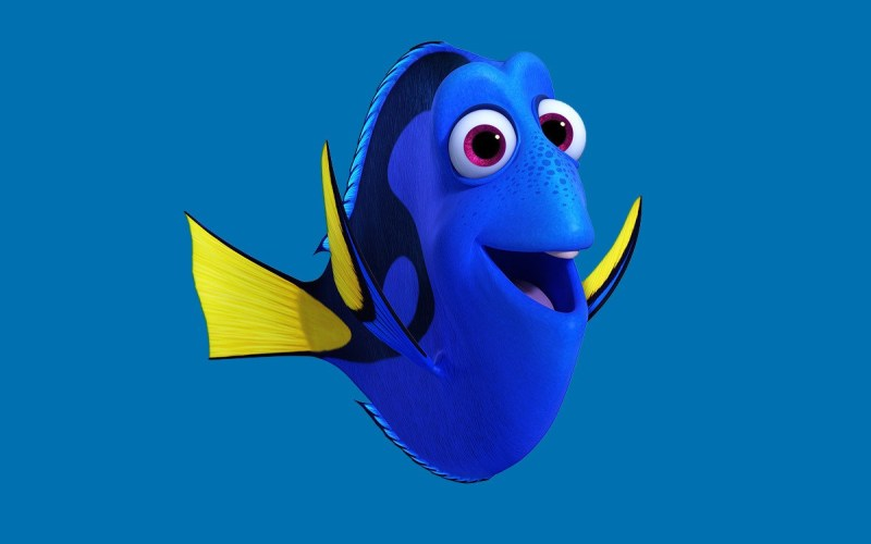 Dory from Disney's Finding Nemo