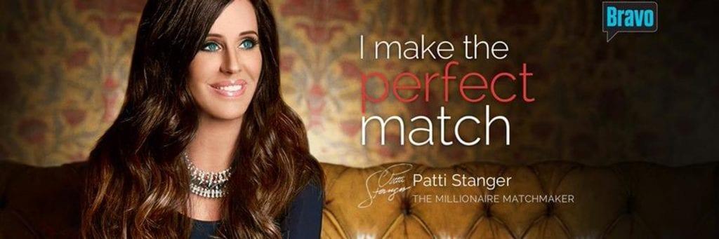 """Millionaire Matchmaker"" Patti Stanger"
