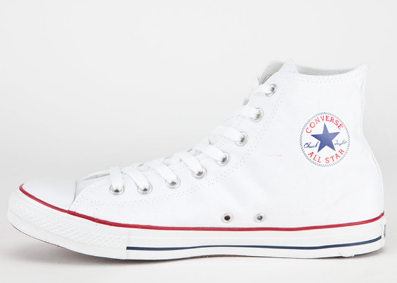 Converse Chuck Taylor high-top sneakers