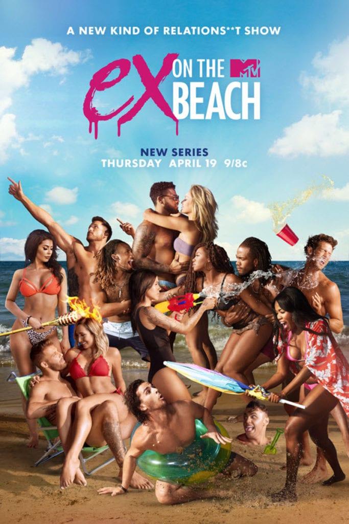 """Ex on the Beach"" key art"