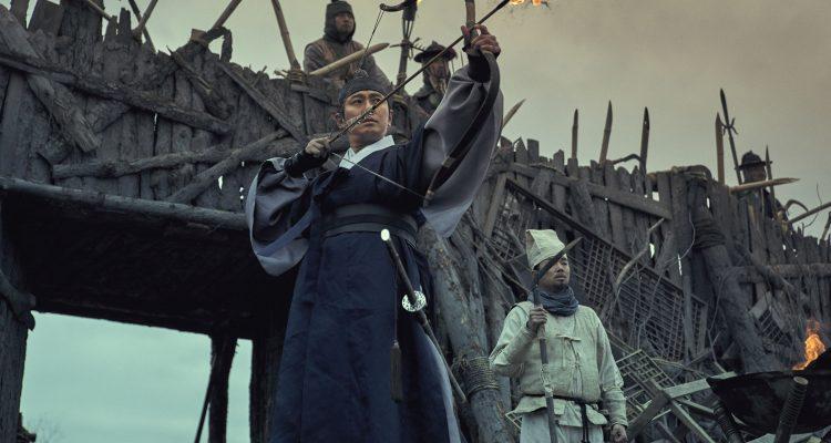 Scene from Korean drama Kingdom
