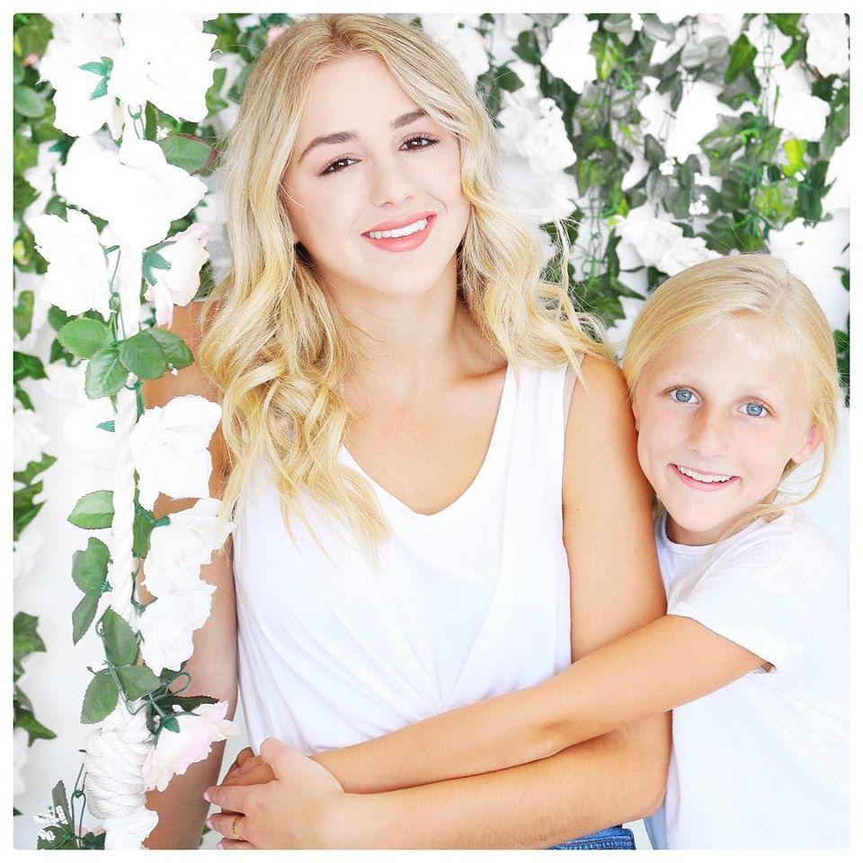 Christi's Daughers Chloe and Clara Lukasiak