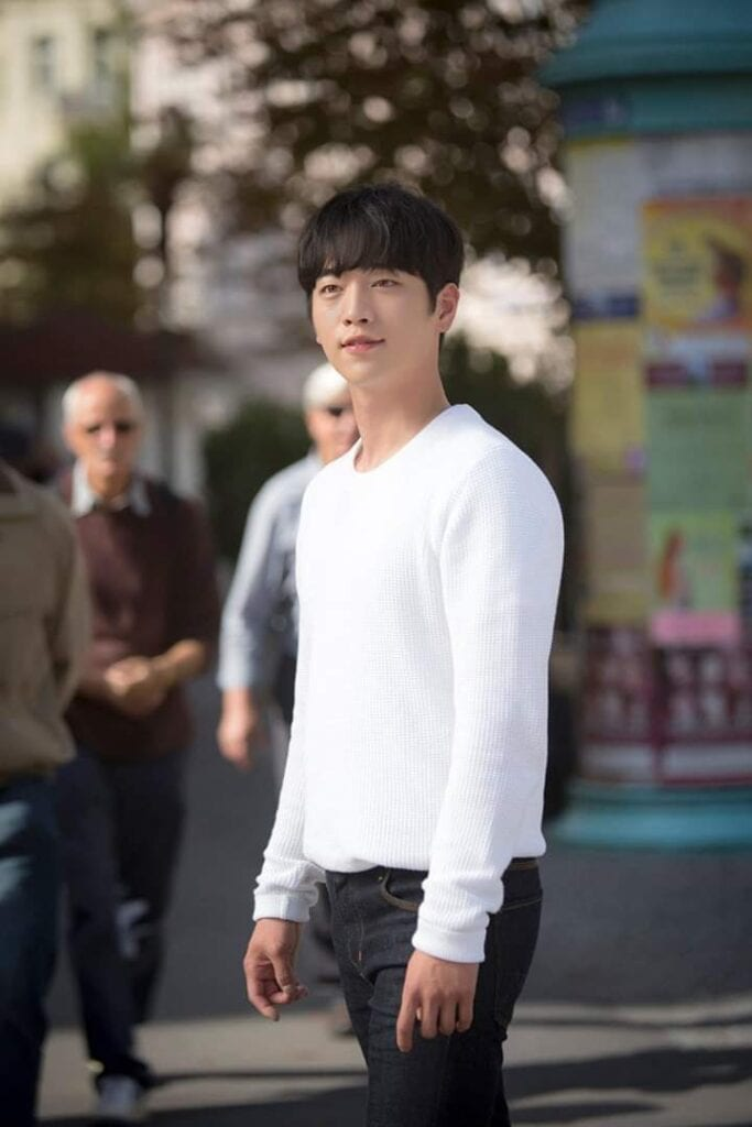 seo kang joon bts of are you human too