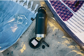 Father's Day gift: Bindle bottle
