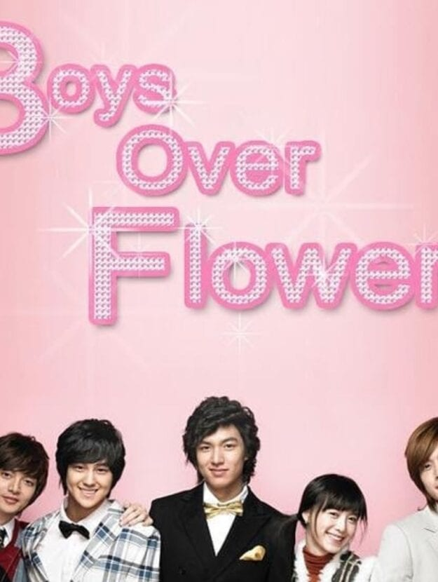 Boys Over Flowers poster