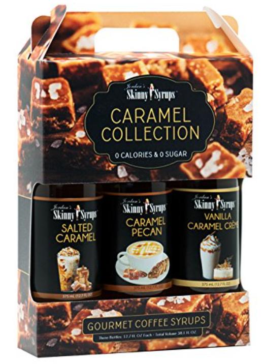 """Alt=""""Jordan's Skinny Syrup Caramel Collection"""""""
