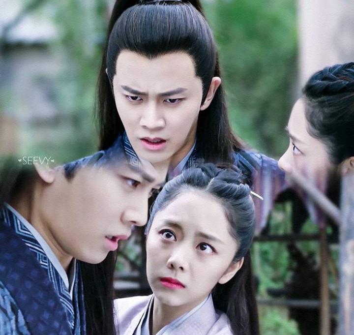 under the power Chinese drama