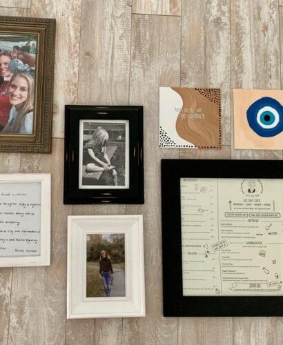 DIY Gallery Wall Decor