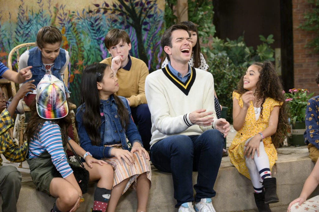 John Mulaney and the Sack Lunch Bunch, Courtesy of Netflix
