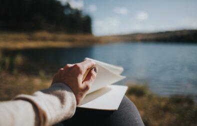 Nature Journaling Hobby