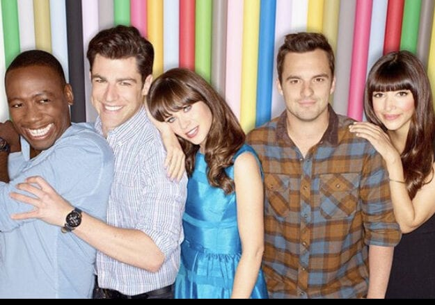 Cast of New Girl