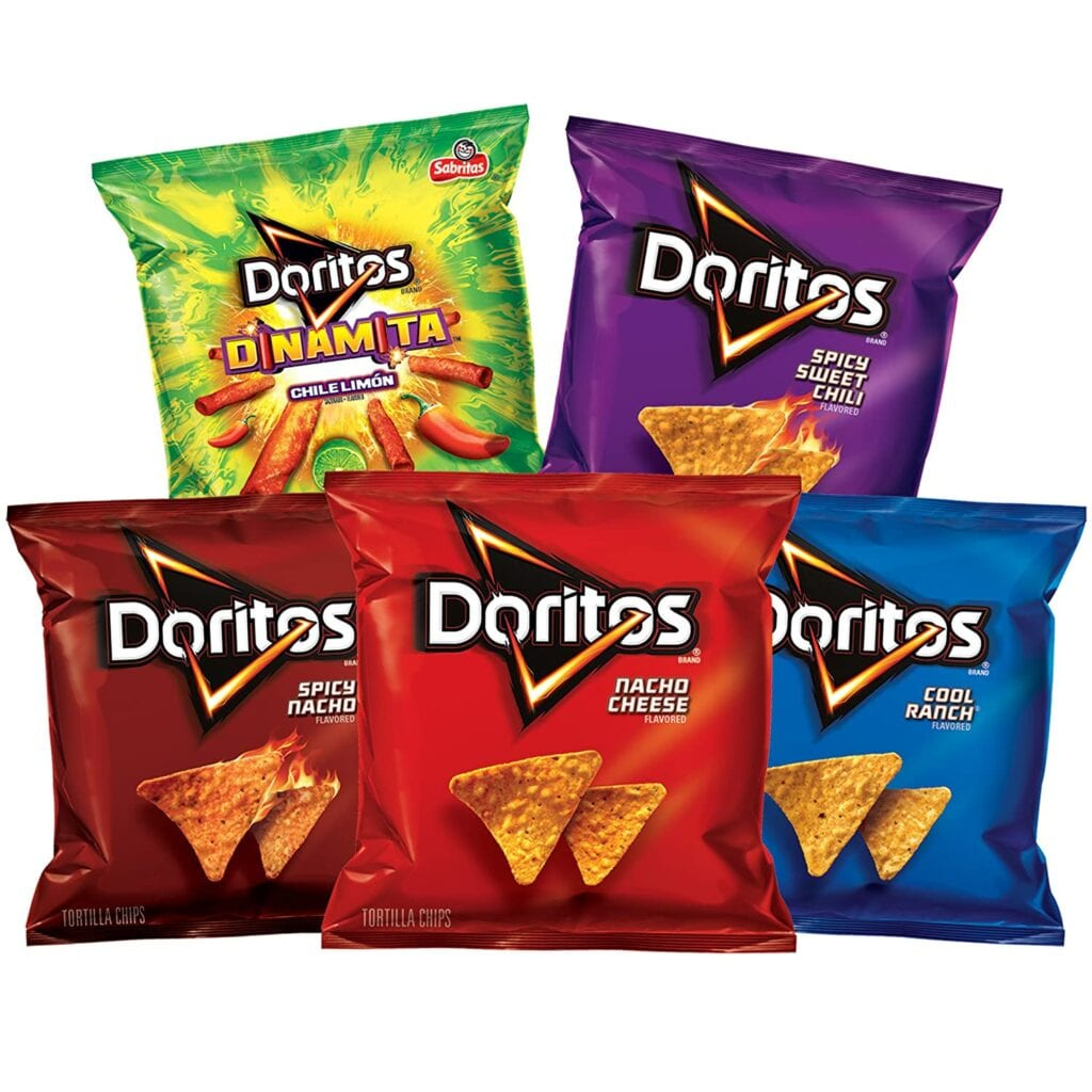 Disney can be thanked for the Doritos chips.